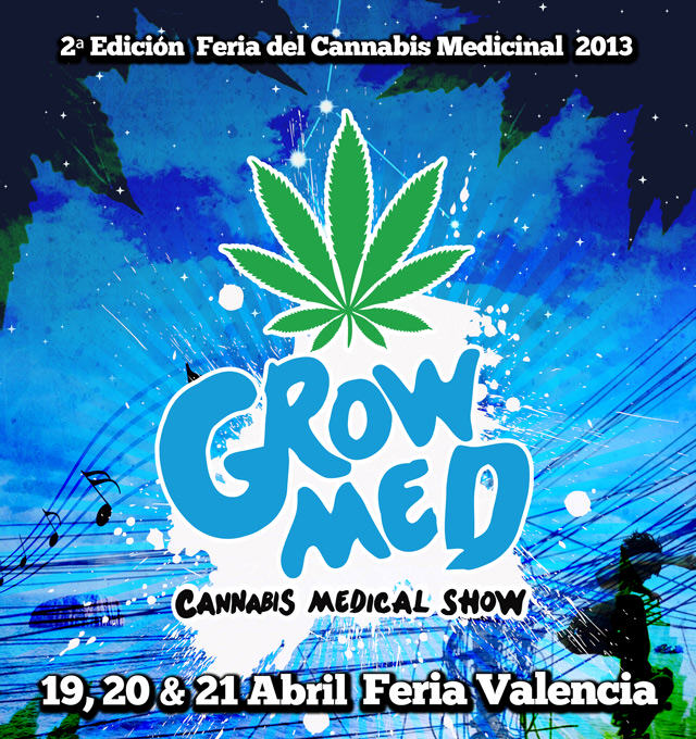 Affiche Growmed 2013