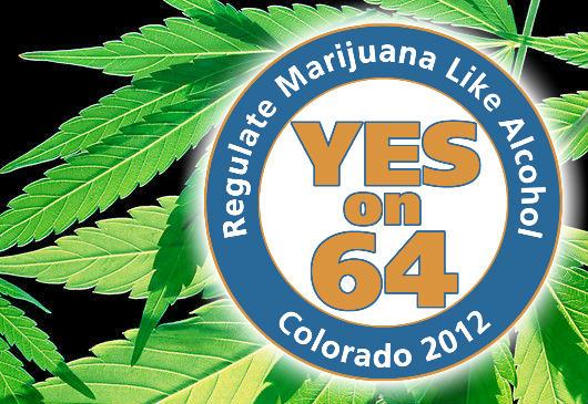 L'amendement 64 espère réguler le cannabis de la même façon que l'alcool.
