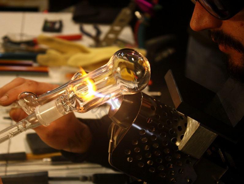 Fabrication d'un bubbler