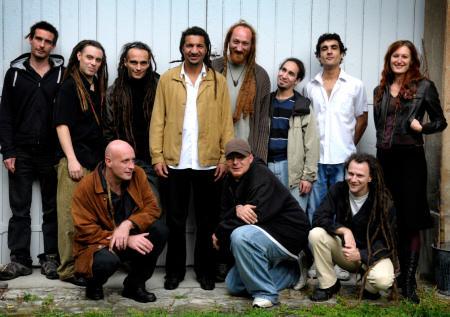 groupe de musique Sinsemilla