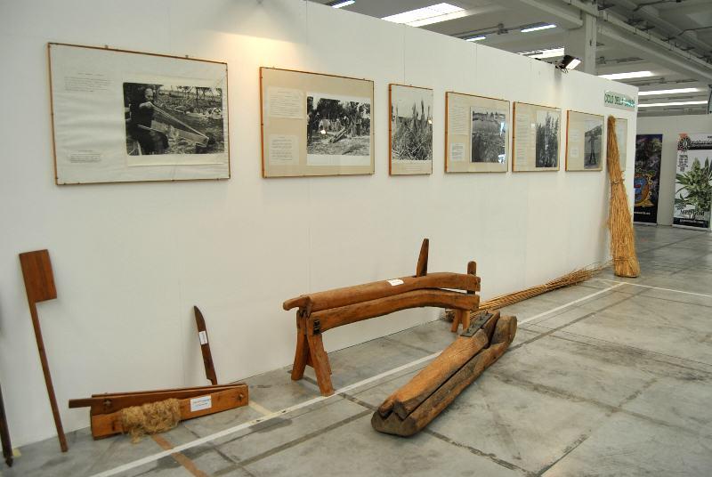 L'histoire du chanvre en Italie retracée en photos