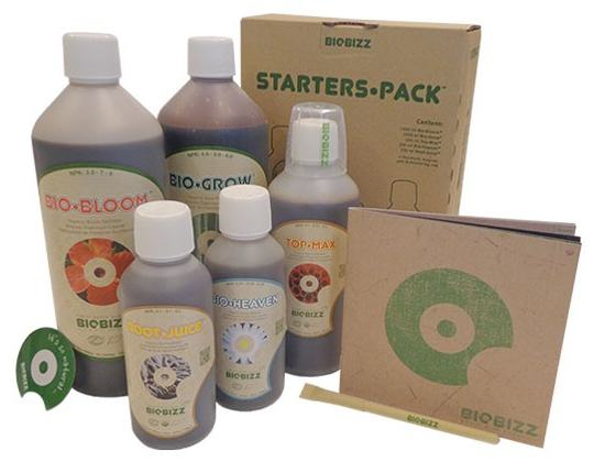 Engrais Biobizz pour cannabis