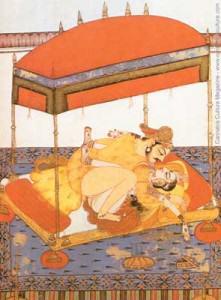 Sexe tantrique indien