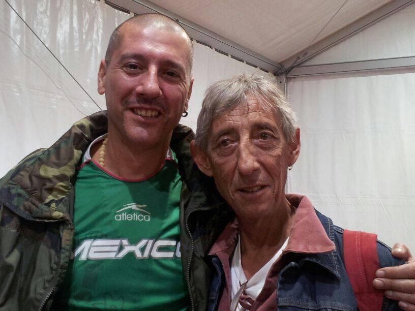 Carulo et Jean-Pierre Galland