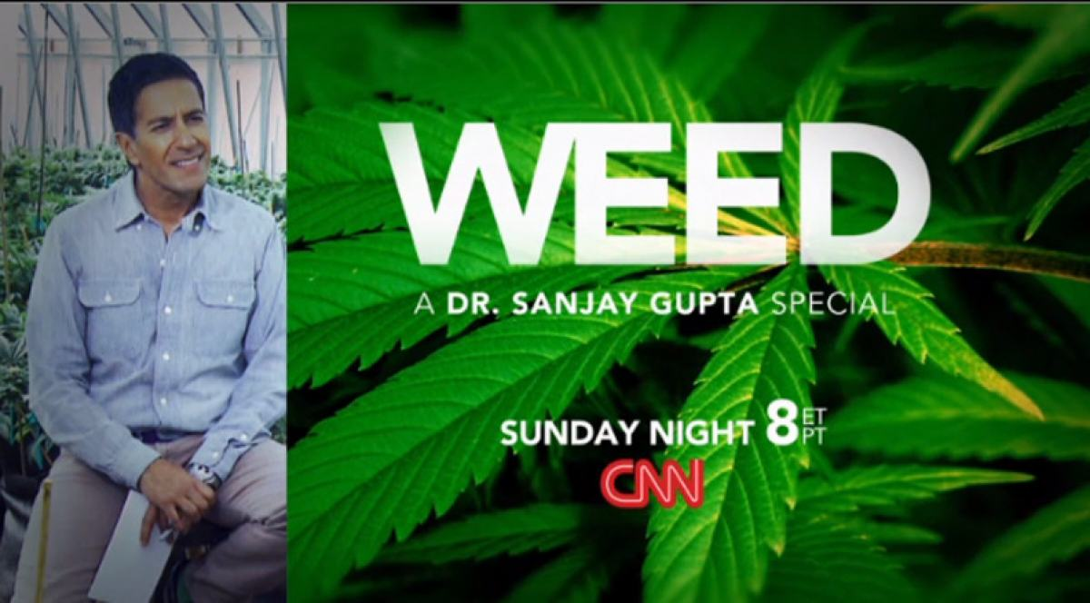 Documentaire Weed du Dr Sanjay Gupta