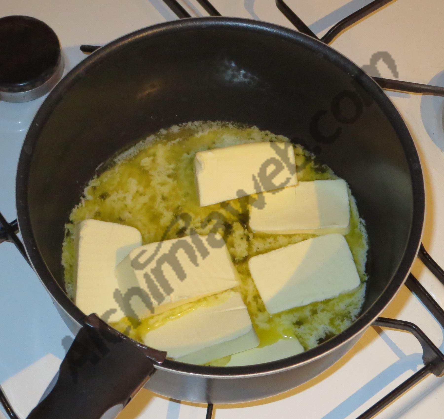 Clarification du beurre