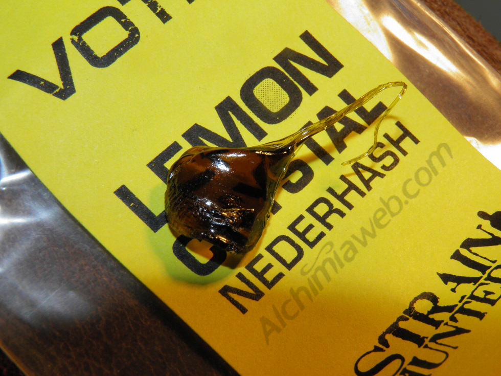 Lemon Crystal du coffee shop Green House