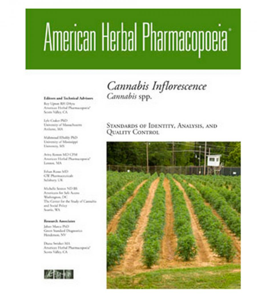 Monographie du cannabis