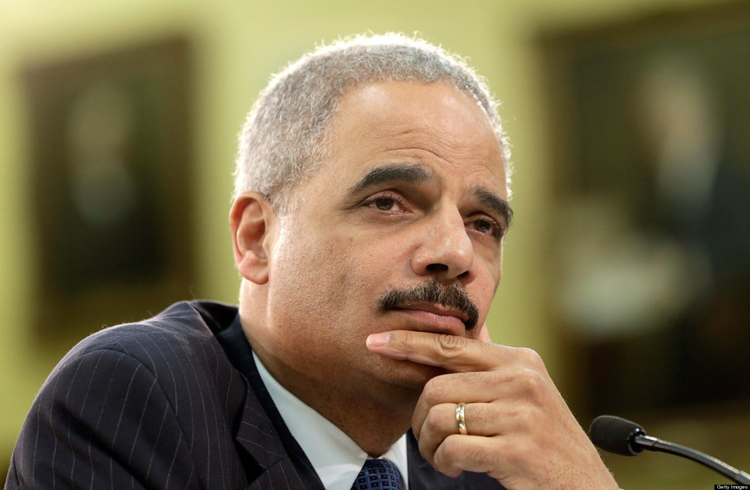 Rick Holder, Procureur général des USA
