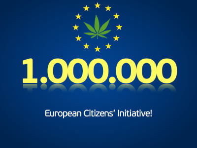 Pétition pour la légalisation du cannabis en Europe