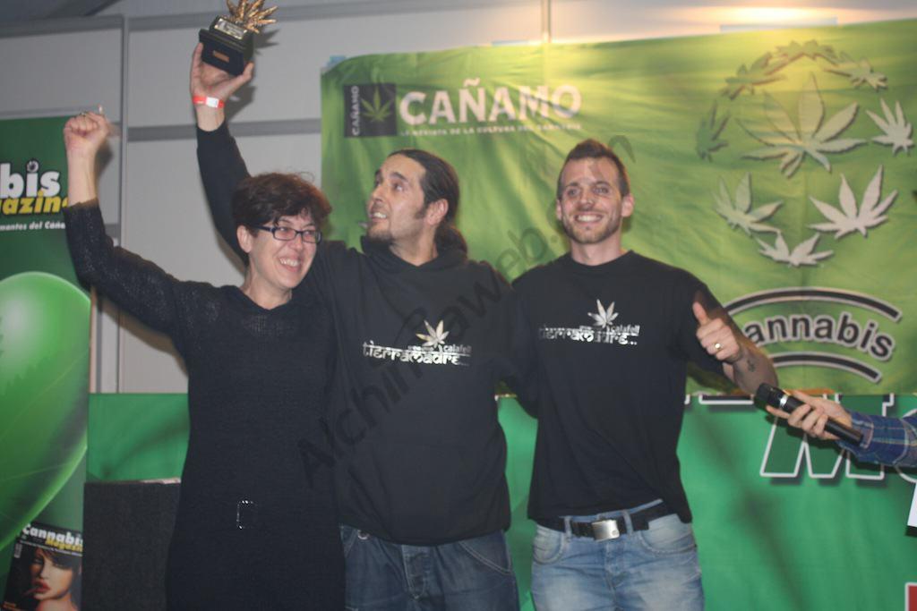 3e prix Résine pour Tierra Madre