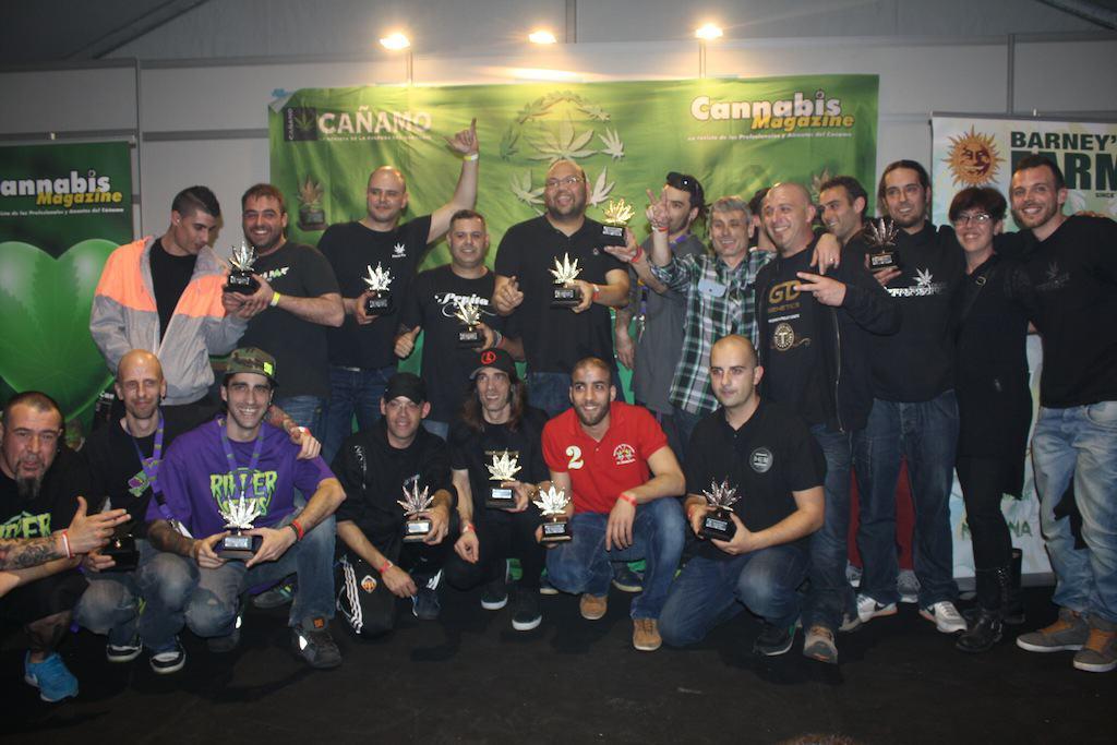 La Cannabis Champions Cup a récompensé de nombreux gagnants
