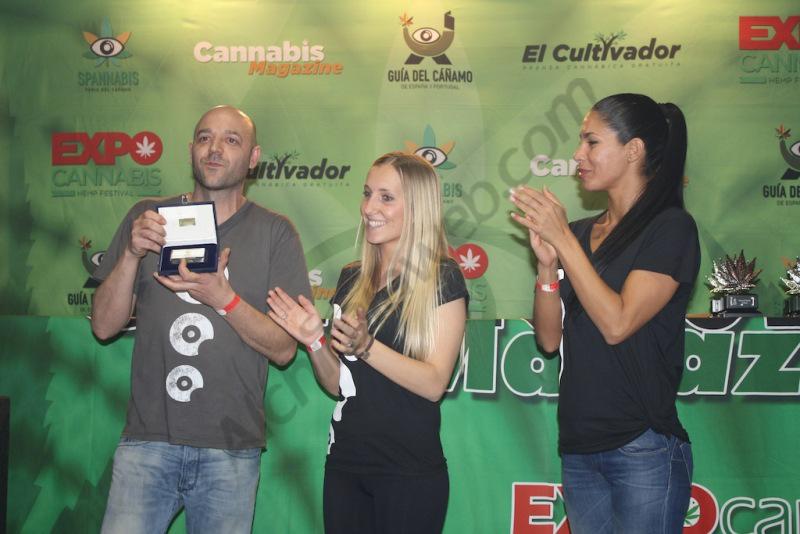 Prix d'Or pour le TopMax de Biobizz