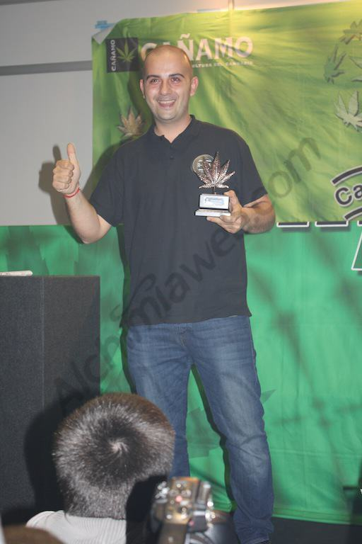 3e Prix Intérieur Bio pour R-Kiem Seeds