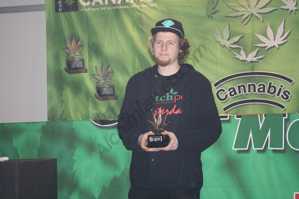 3e prix Hydro pour Garden of Green Seeds