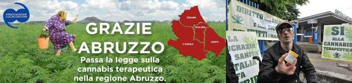 Cannabis thérapeutique en Italie