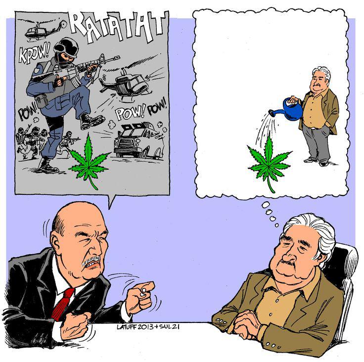 Actualités du cannabis médical, Mars 2014
