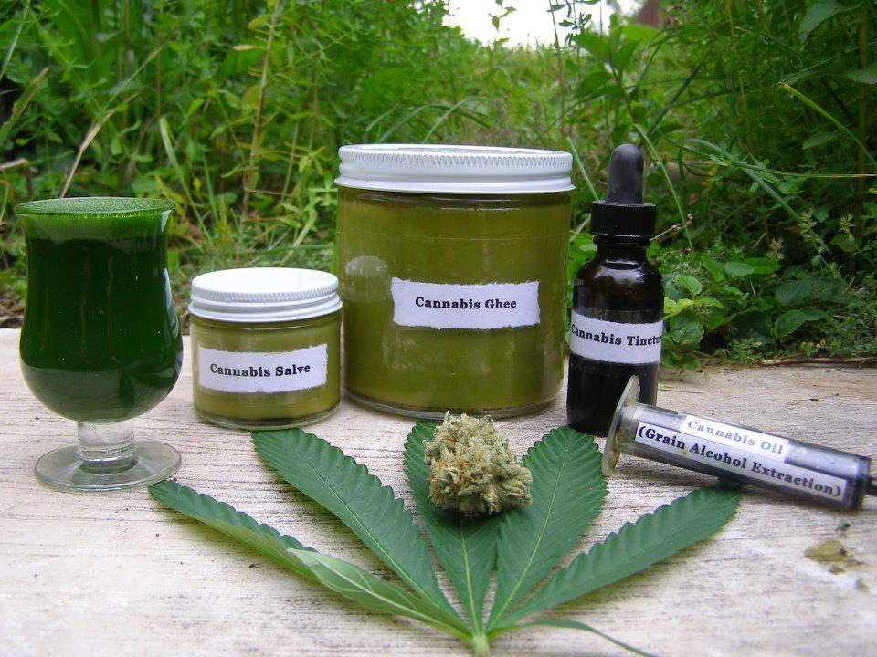 Le cannabis peut être consommé sous de nombreuses formes