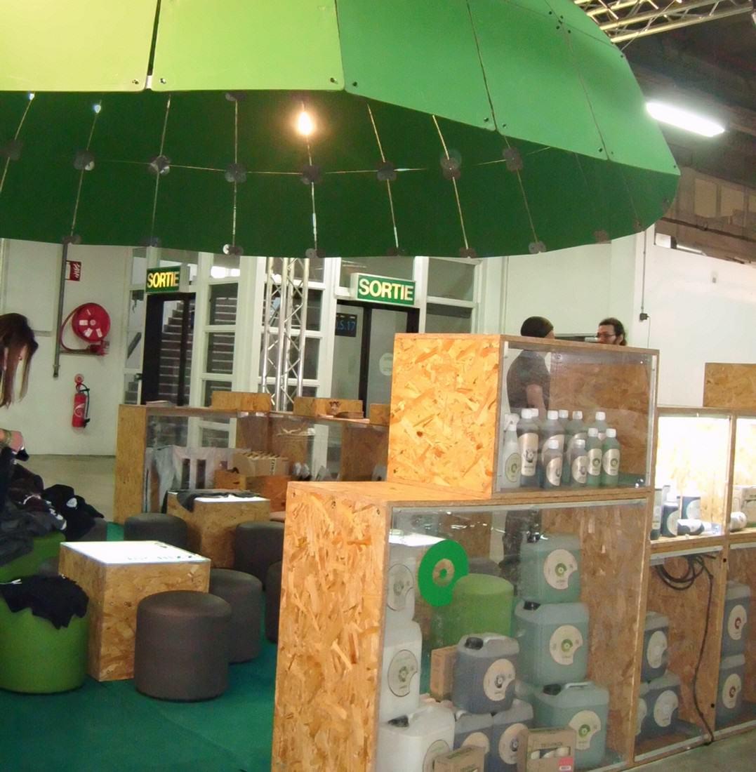 Visite au salon technigrow 2014 de lyon blog du growshop for Salon du diy lyon