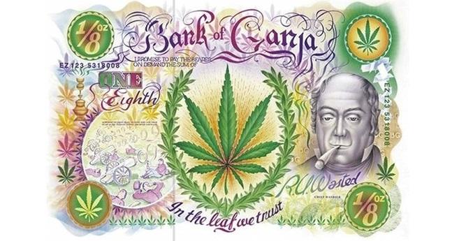 Bénéfices de la vente légale de cannabis