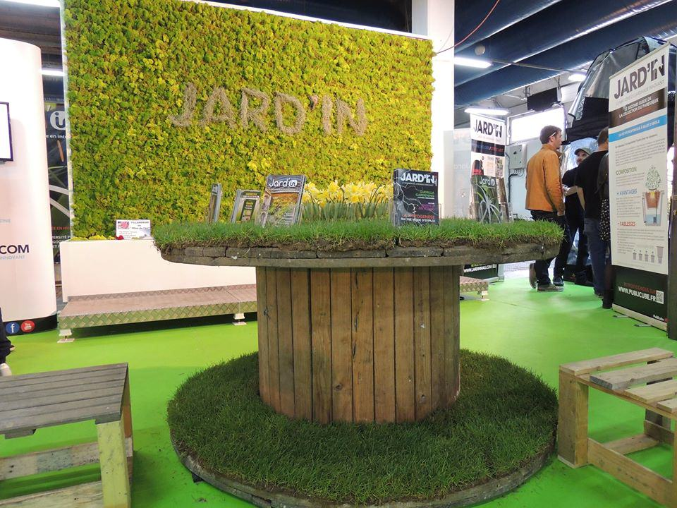Visite au salon technigrow 2014 de lyon blog du growshop for Salon vegetal lyon