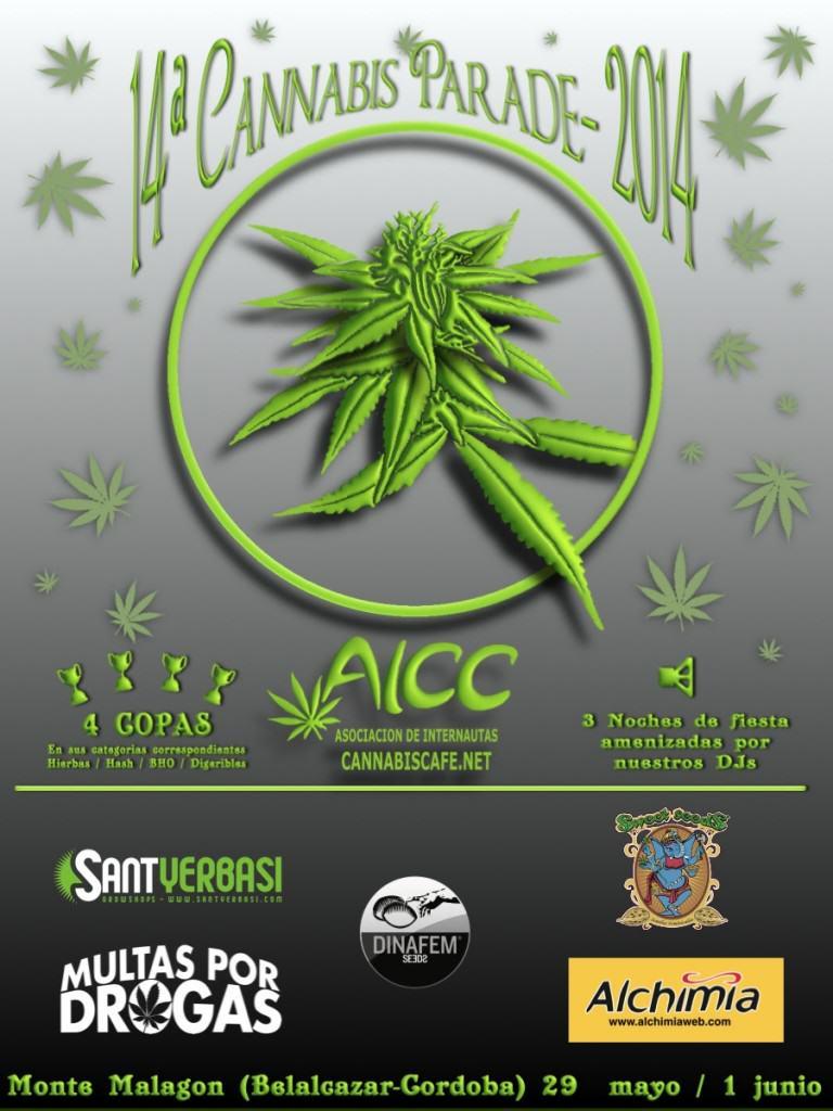 3 nuits de fête en honneur du cannabis
