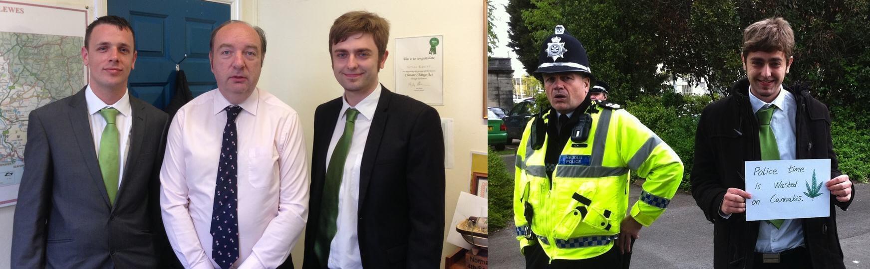 Le Ministre Norman Baker souhaite légaliser le cannabis thérapeutique au Royaume-Uni.
