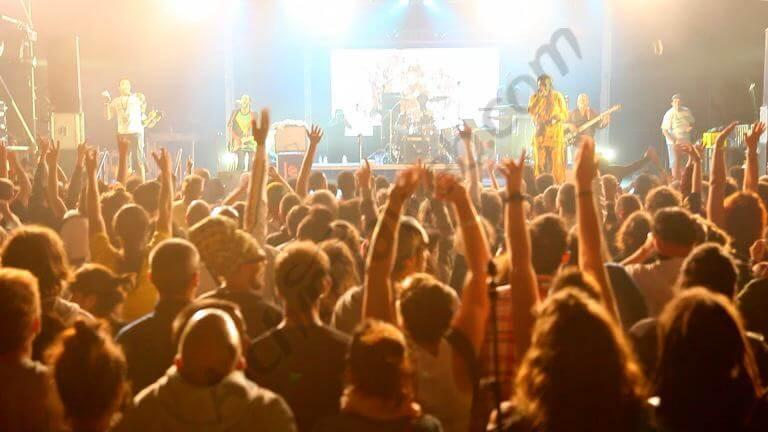 Ambiance concert Expogrow