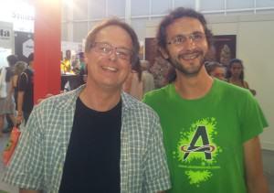Marc Emery & Marcel d'Alchimia