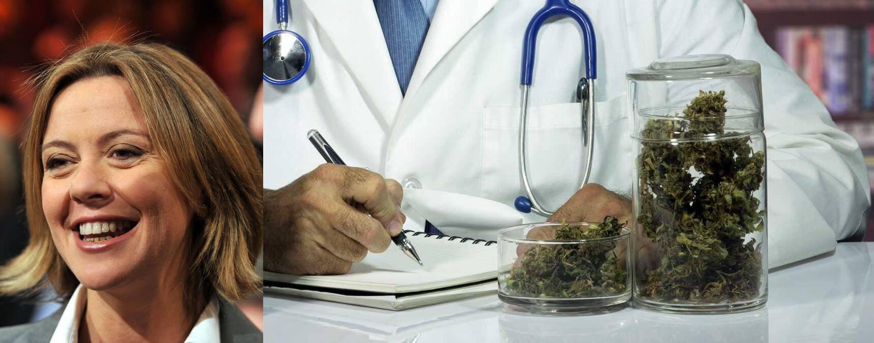 La Ministre de la Santé Italienne souhaite cultiver du cannabis thérapeutique