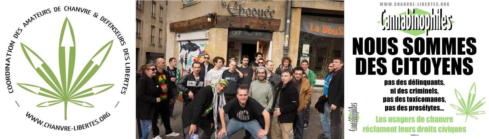 Les associations militantes pour le Cannabis en France