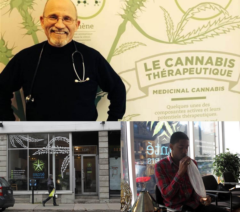 Clinique Santé Cannabis à Montréal (Québec)