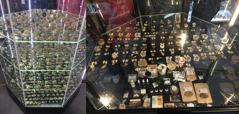 Échantillons de cannabis pour l'Emerald Cup 2014