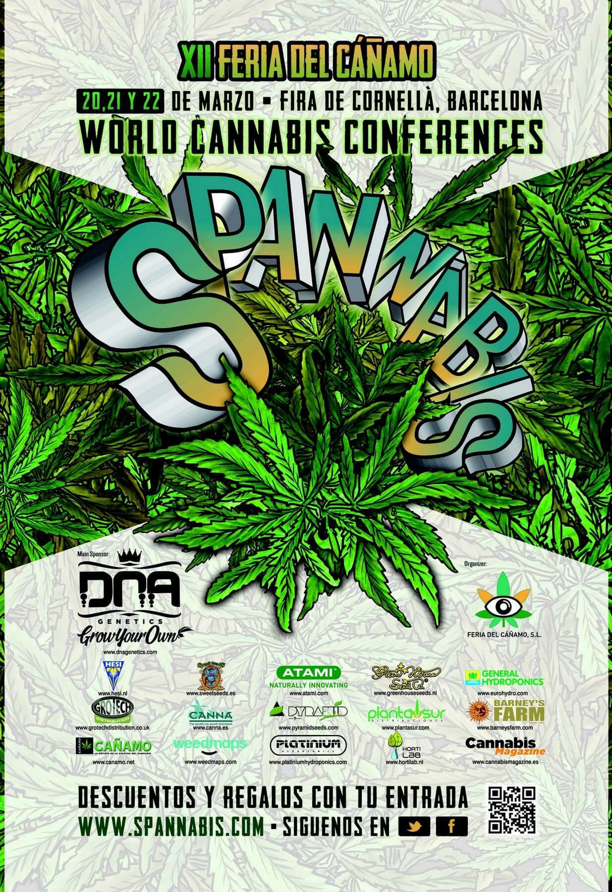 Calendrier 2015 des f tes et salons du cannabis en europe blog du growshop alchimia - Calendrier des salons 2015 ...