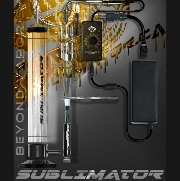 The Sublimator, vaporisateur de cannabis et BHO
