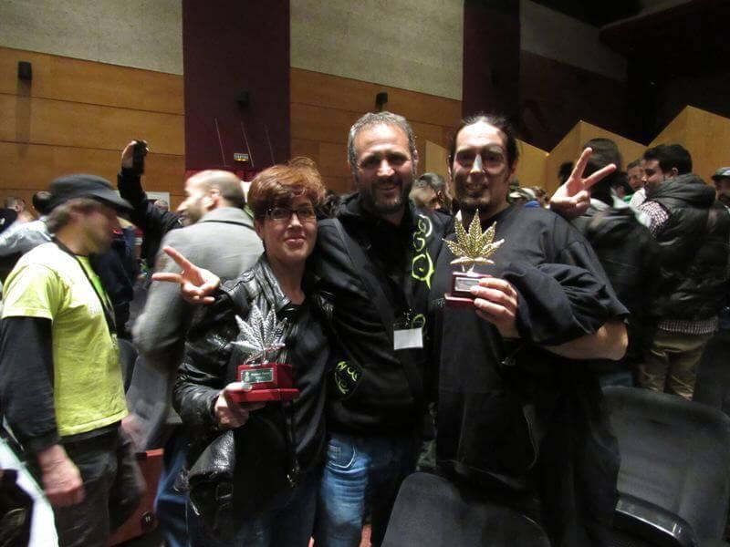 Tierra Madre double gagnant avec David de Philosopher Seeds