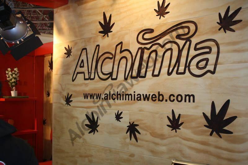 Alchimia à la Spannabis 2015