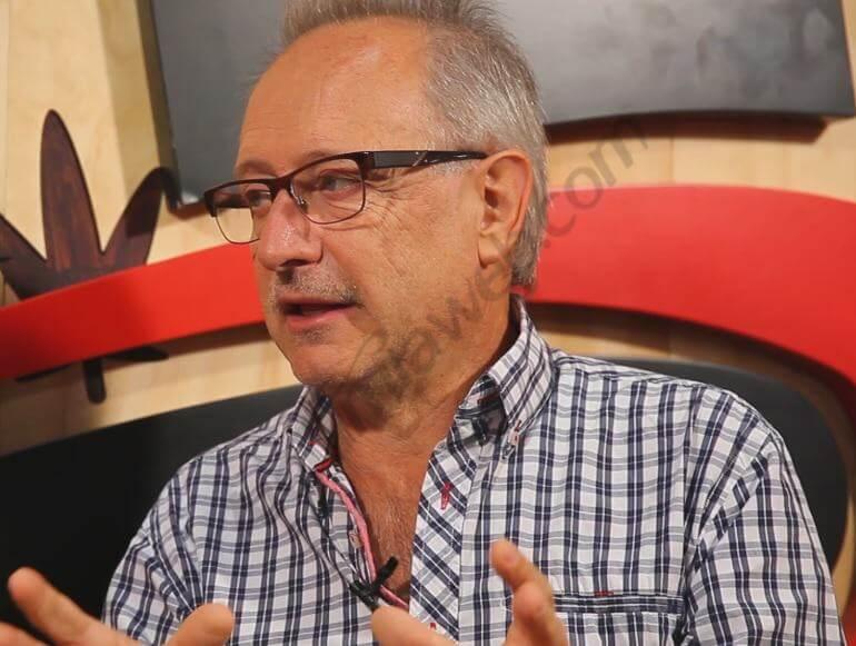 Interview de Julio Calzada à la Spannabis 2015