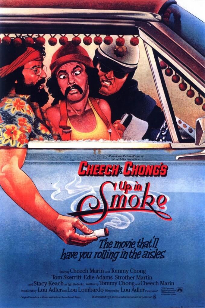 Up In Smoke, les aventures fumantes de Cheech & Chong