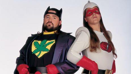 Bluntman et Chronic, les super héros inspirés de Jay et Silent Bob