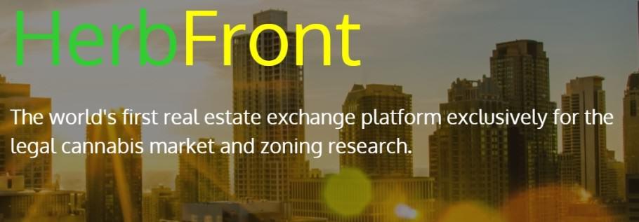 HerbFront, moteur de recherche pour immeubles cannabiques