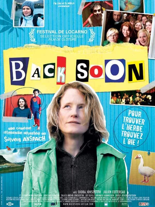 Back Soon, un fim franco islandais