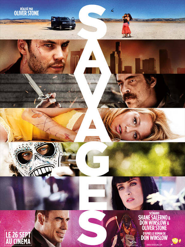 Savages de Oliver Stone