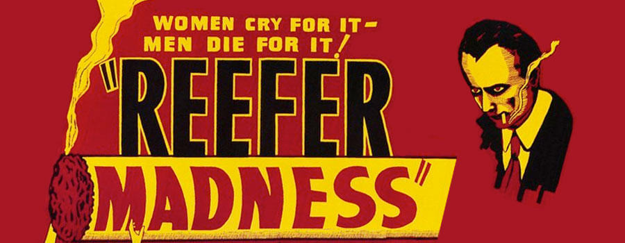 Affiche du film Reefer Madness de 1937.