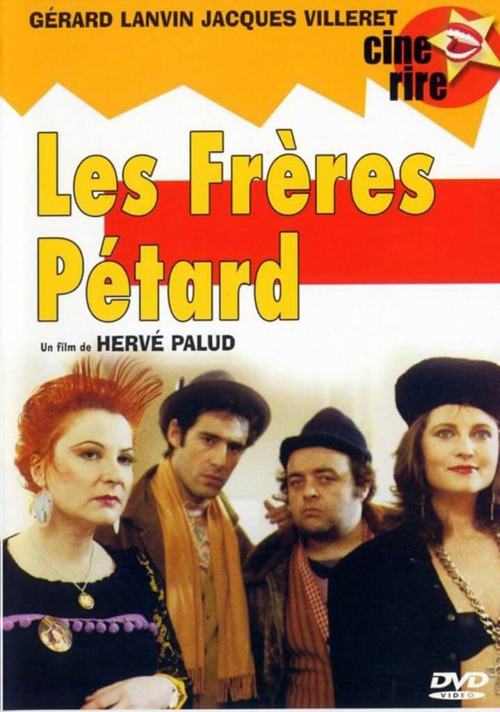 Les frères Pétard d'Hervé Palud