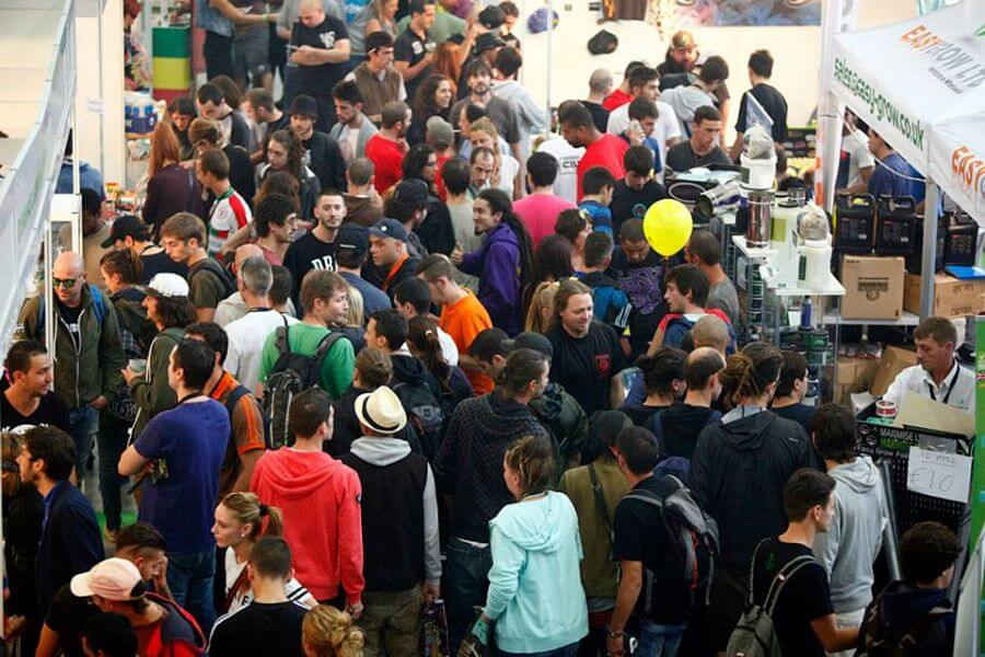 Feria Expogrow Irun 2015