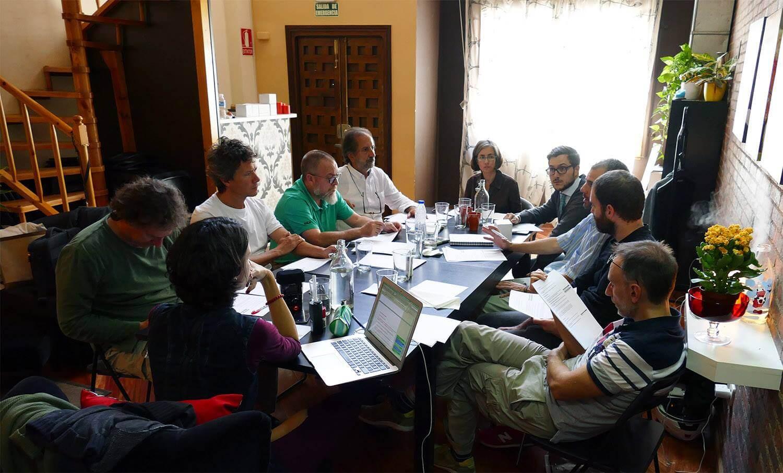 L'équipe de l'Observatoire Espagnol du Cannabis Médicinal