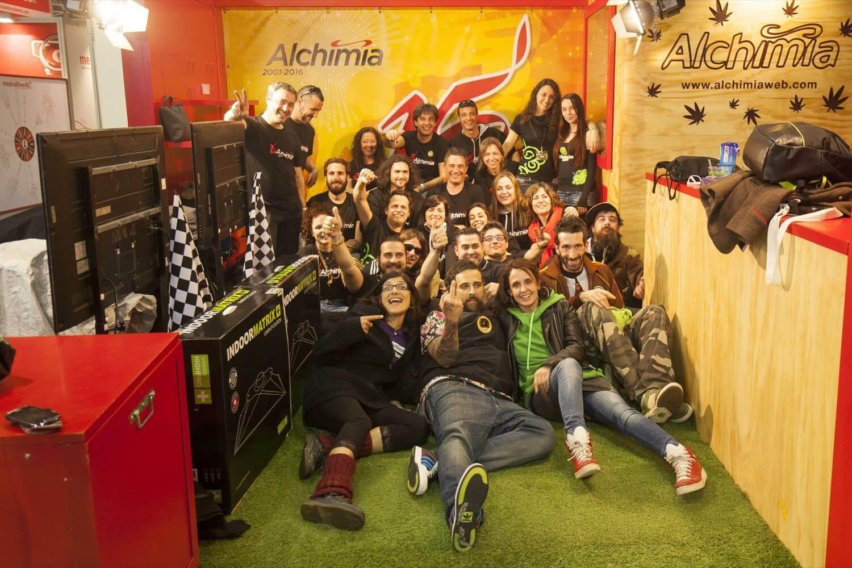Spannabis 2016 et XIe Cannabis Champions Cup
