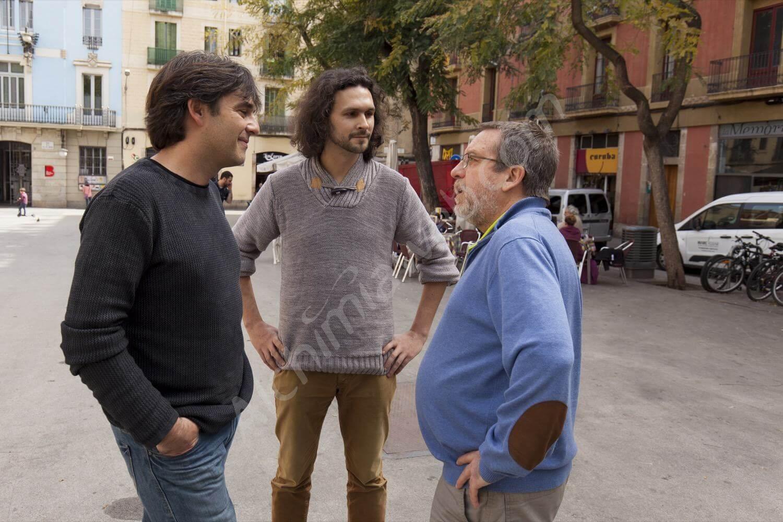 Rencontre du Dr Garcia de Palau à Barcelone
