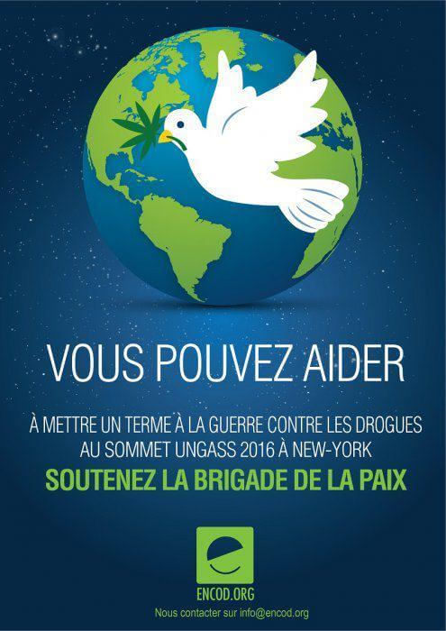 Brigade de la paix – ENCOD
